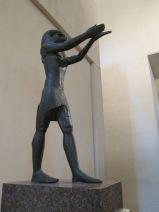 Horus au Louvre