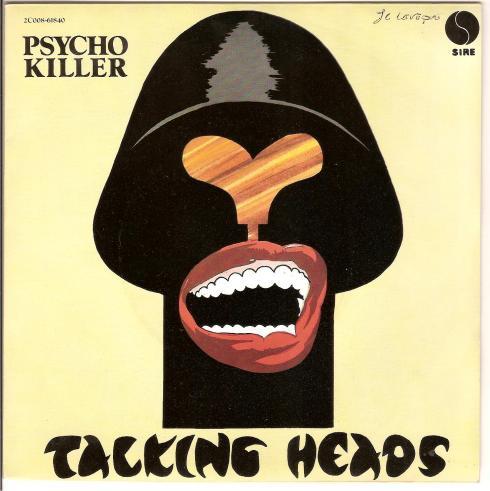 psycho killer 001